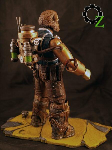 Steampunk Lion 2