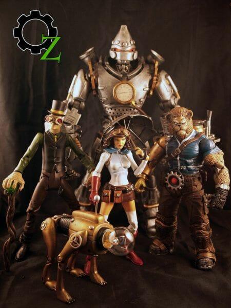 Steampunk Oz