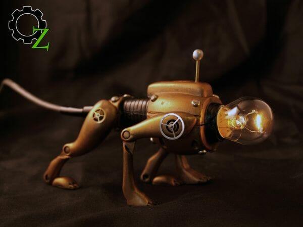 Steampunk Toto 2