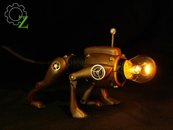 Steampunk Toto 3