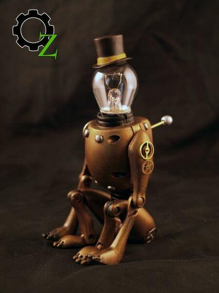 Steampunk Toto