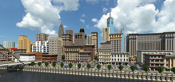 Top 7 Most Realistic Cities In Minecraft