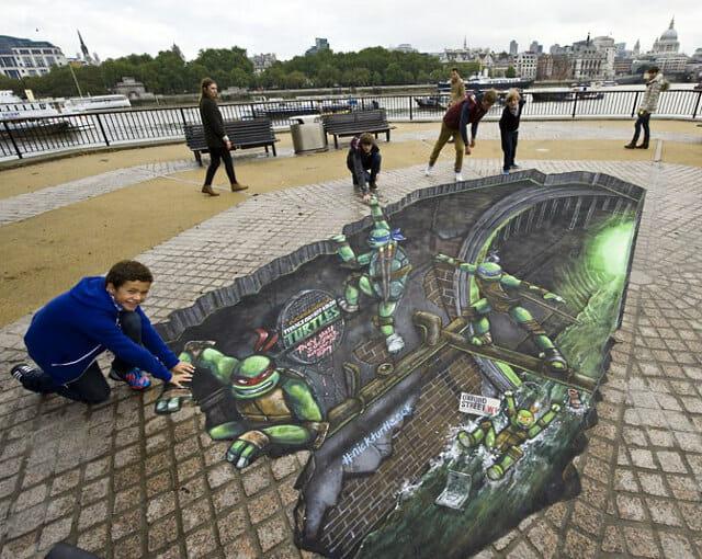 tmnt-3d-street-art
