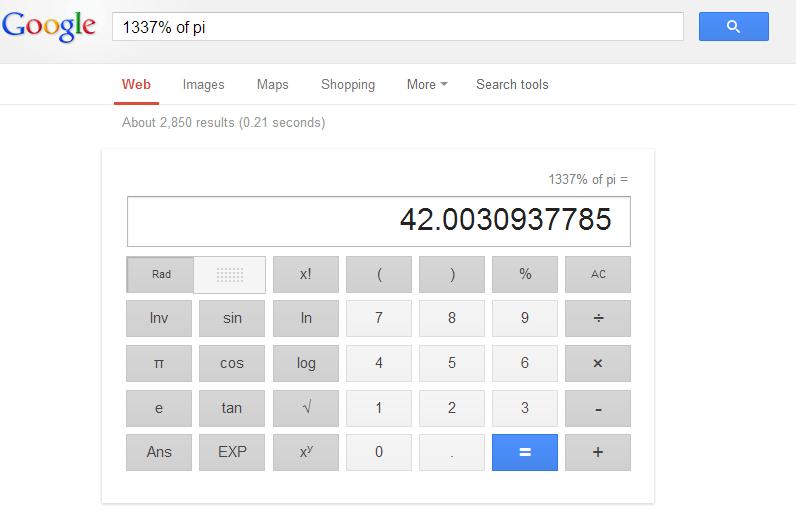 1337 of pi