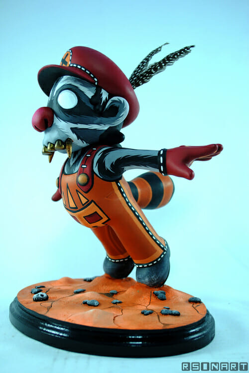 Day of the Dead Mario 5