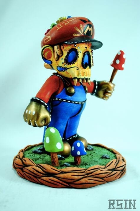 Day of the Dead Mario