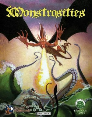 Swords and Wizardry Monstrosities