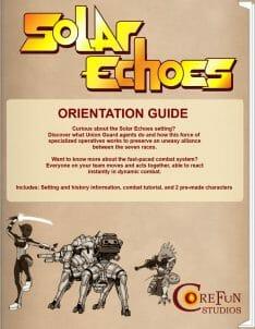 solar echoes orientation guide