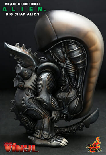 Big Chap Alien from Hot Toys
