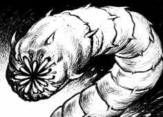 Fighting Fantasy d20 - Giant Sandworm