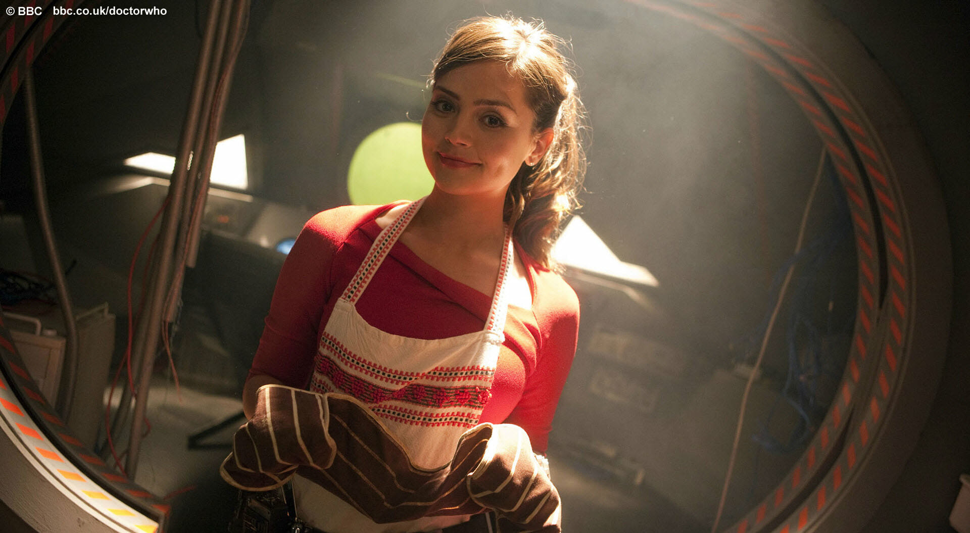 Doctor Who Oswin Oswald Wallpapers