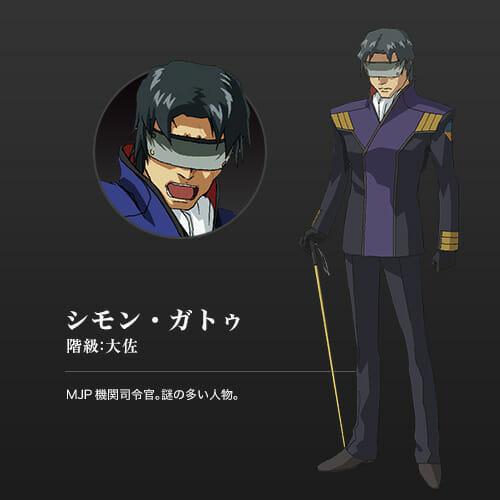 Ginga Kikōtai Majestic Prince chara12