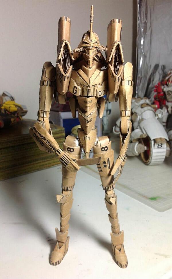 cardboard-evangelion-4