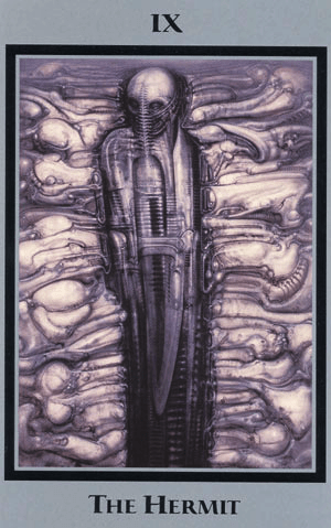 BAPHOMET: THE TAROT OF THE UNDERWORLD - H.R. Giger & Akron
