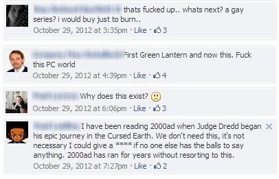 Dredd Facebook