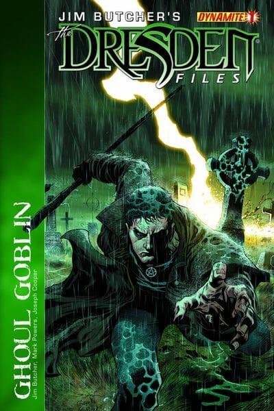 Dresden Files Green Goblin