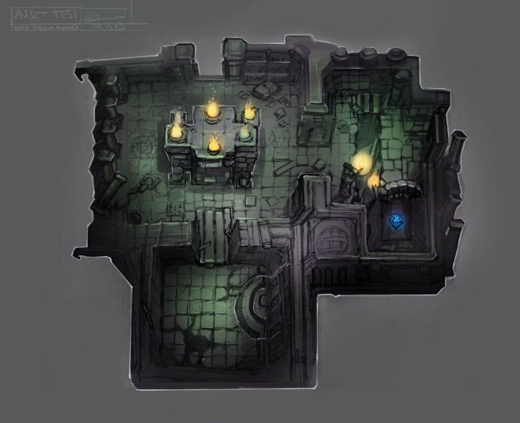 Drummond Dungeon 8