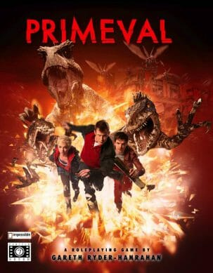Primeval front cover