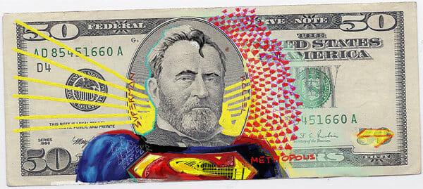 Superman Dollar