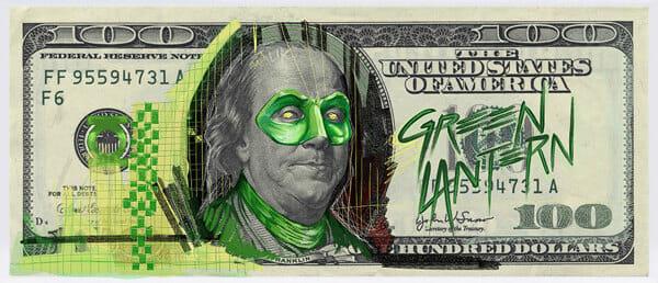 Green Lantern Dollar