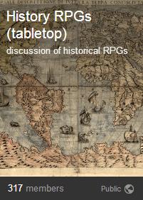 History RPGs