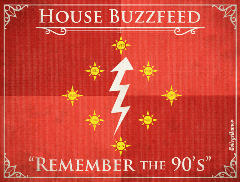 House Buzzfeed