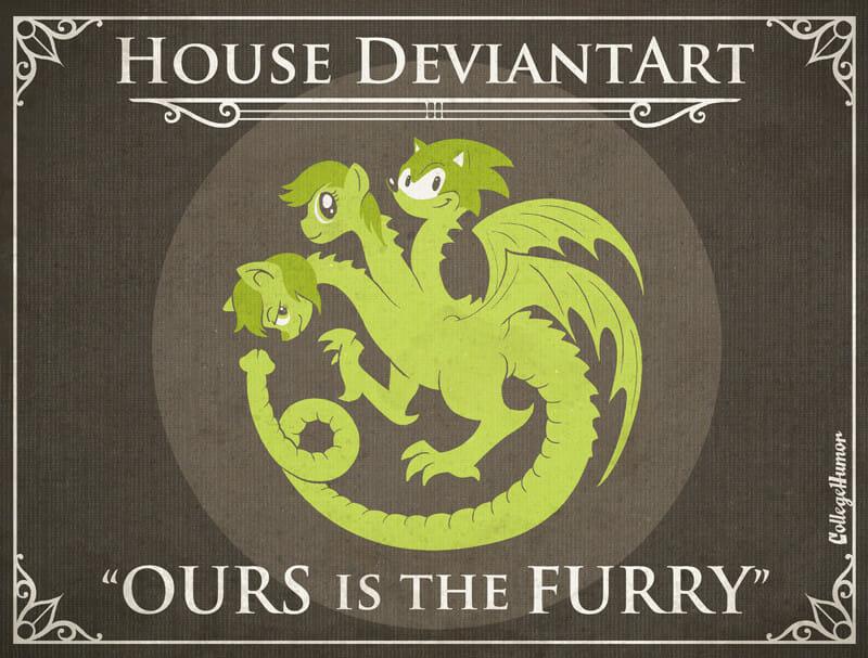 House DeviantArt