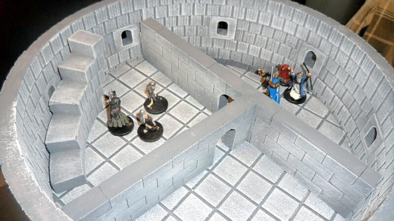 Modest Magic Tower 14