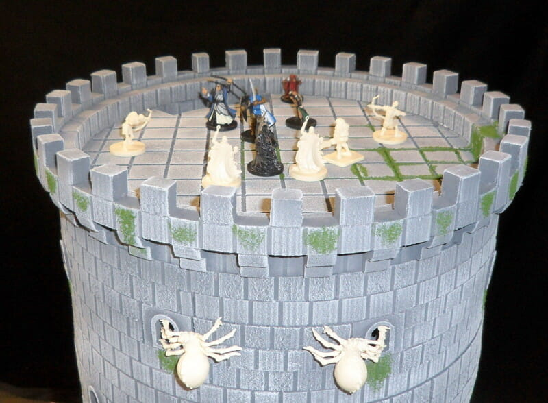 Modest Magic Tower 15