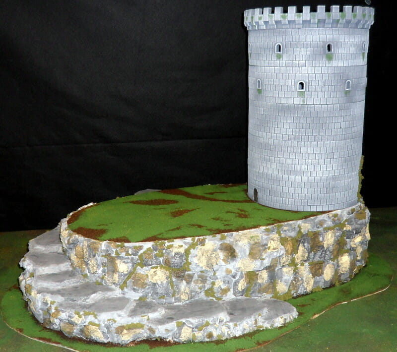 Modest Magic Tower 4