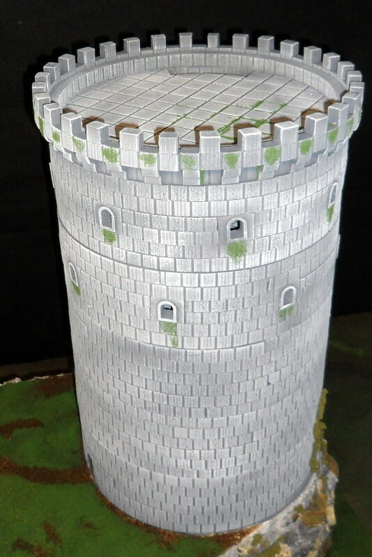 Modest Magic Tower 5