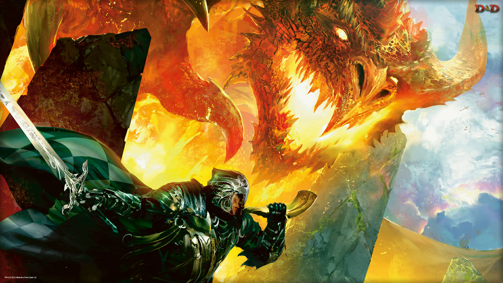 Download The Dungeons Dragons Next Wallpaper