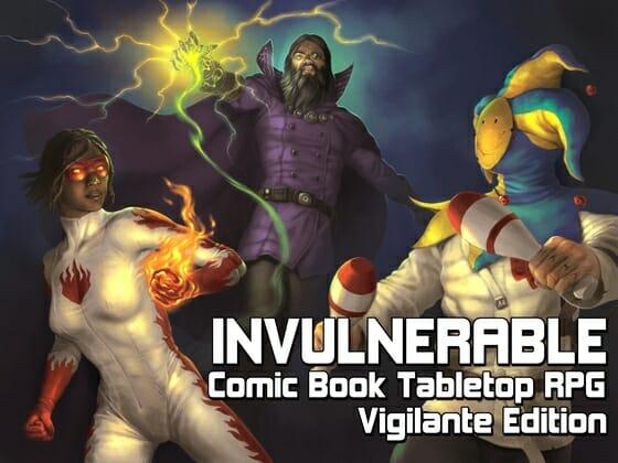 Invulnerable RPG