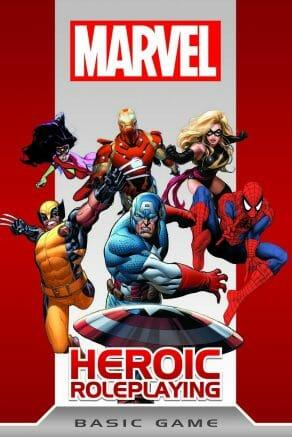 Marvel Heroic RPG
