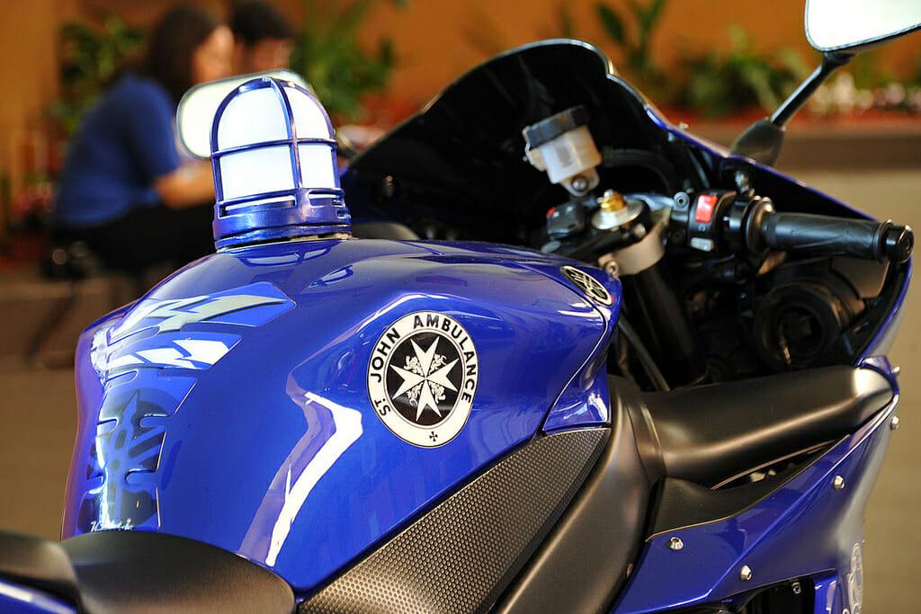 TARDIS motorcycle 2