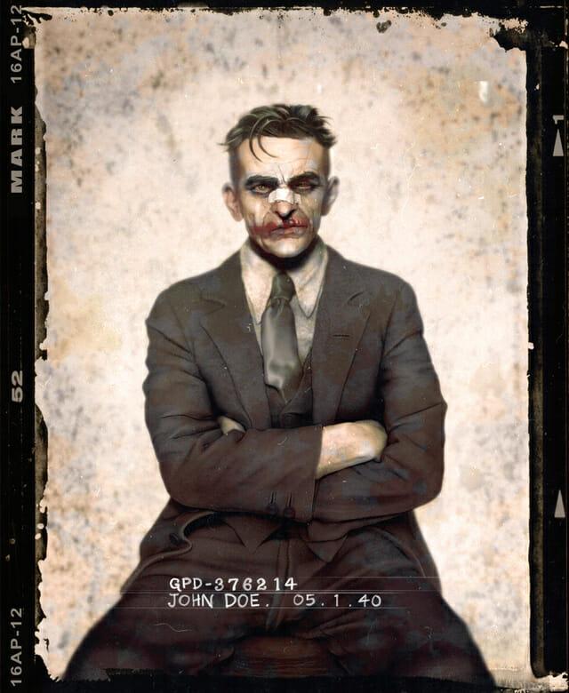 Jason Mark - Joker
