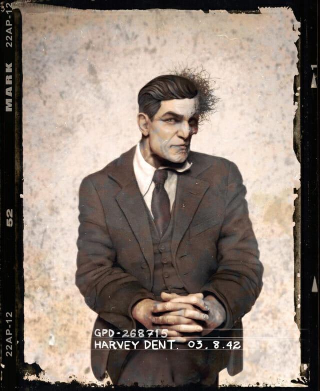 Jason Mark - Two Face