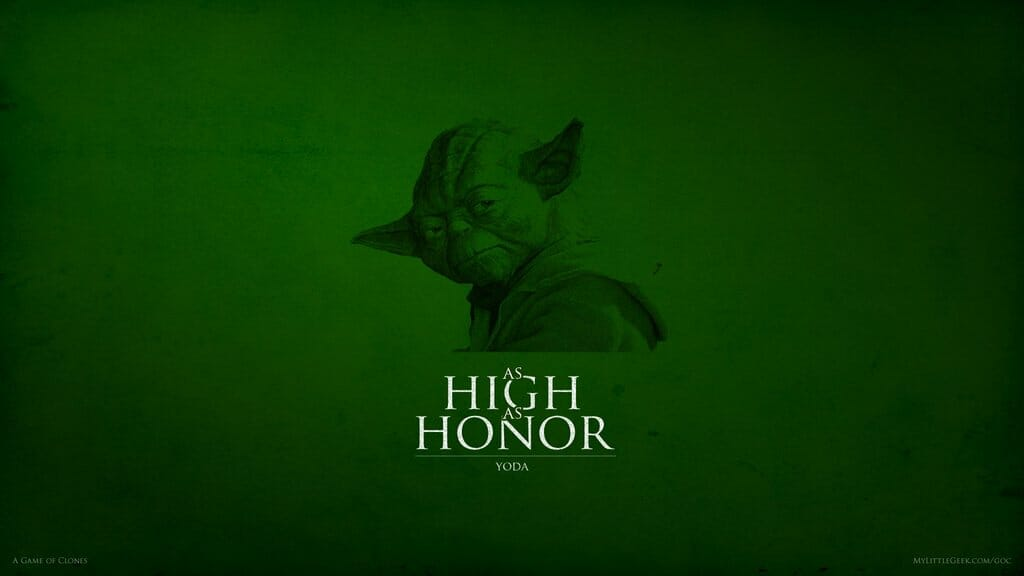 As High as Honour
