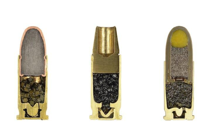 Bullets Precisely Split in Half 3