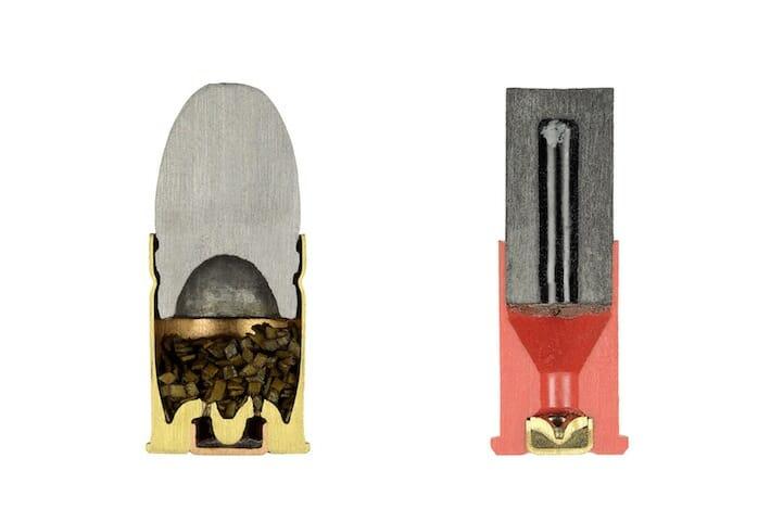 Bullets Precisely Split in Half 5