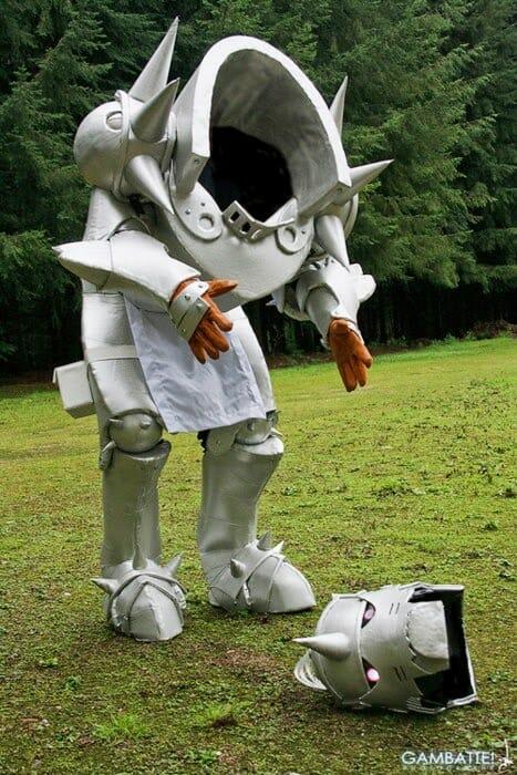 Fullmetal Alchemist cosplay
