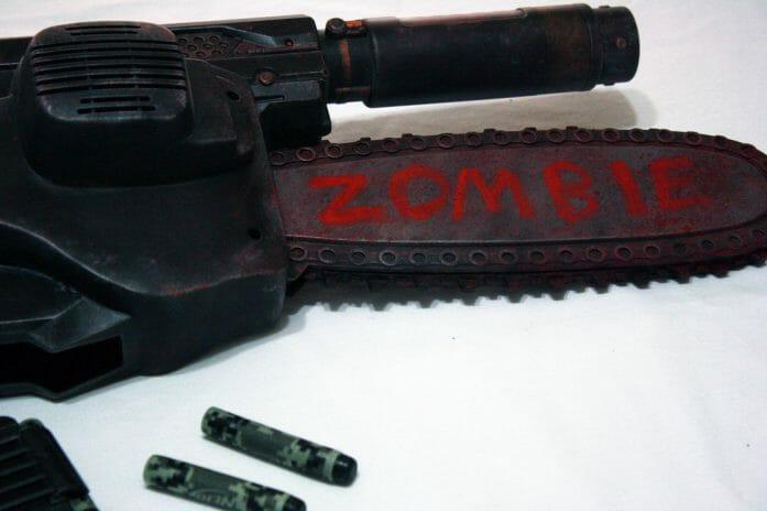 NERF zombie hunter 3
