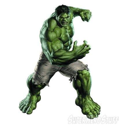 Avengers movie Hulk