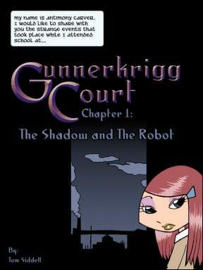 Gunnerkrigg Court
