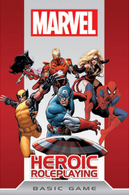 Marvel Heroic Roleplay