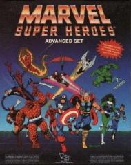 Marvel Super Heroes FASERIP