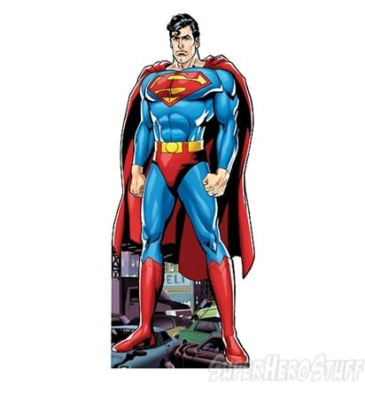 Superman Standing 72inch