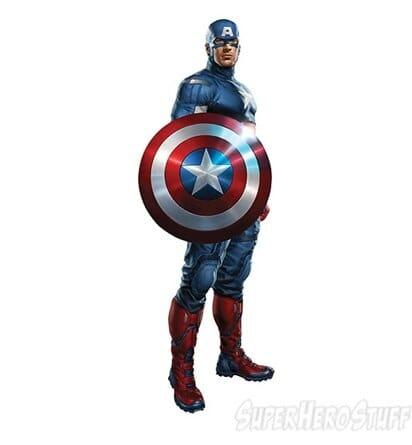 The Avengers movie Captain America