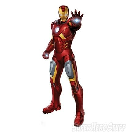 The Avengers movie Iron Man