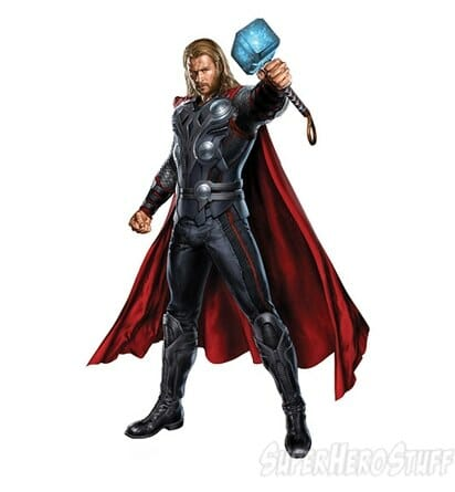The Avengers movie Thor